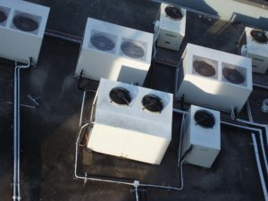 rooftop air conditioning heat exchangers, Putnam West Virginia, Custom Heating and Cooling