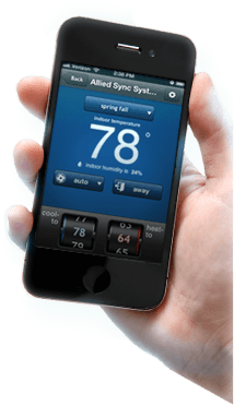 thermostat,
